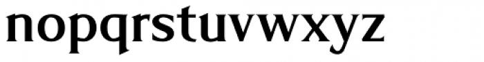 Limonata Medium Font LOWERCASE
