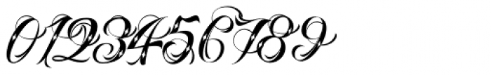 Lina Script Dot Alt Pro Font OTHER CHARS