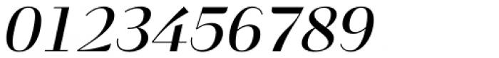 Lince Sans Oblique Font OTHER CHARS