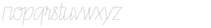 Line 10 Font LOWERCASE