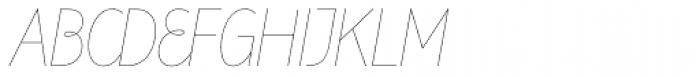 Line 16 Font UPPERCASE