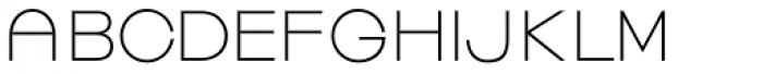 Linear EF Font UPPERCASE