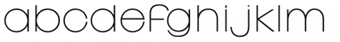 Linear EF Font LOWERCASE