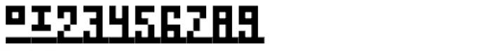 Linemap Regular Alternate Font OTHER CHARS
