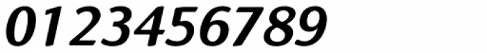 Linex Sweet Std Italic Font OTHER CHARS