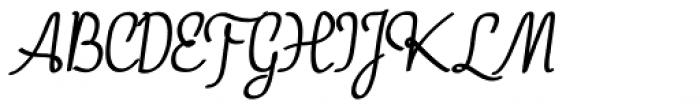 Linguine Bold Italic Font UPPERCASE