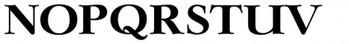 Lingwood TS Bold Font UPPERCASE