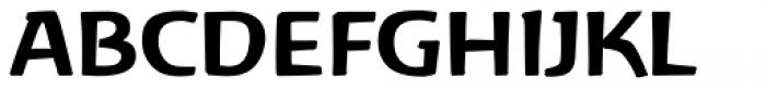 Linotype Atlantis Std Bold Font UPPERCASE