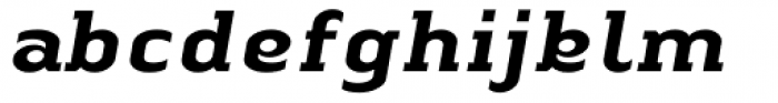 Linotype Authentic Serif Pro Medium Italic Font LOWERCASE