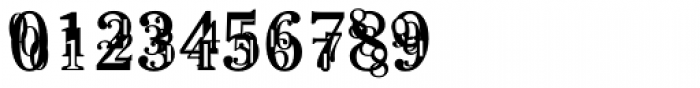 Linotype Barock Font OTHER CHARS