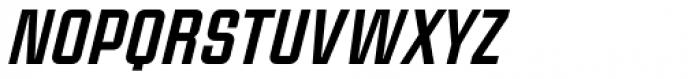 Linotype CaseStudyNo1 Pro Heavy Italic Font UPPERCASE