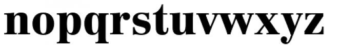 Linotype Centennial Pro 95 Black Font LOWERCASE
