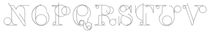 Linotype Clascon Regular Font LOWERCASE