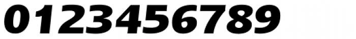 Linotype Ergo Bold Italic Font OTHER CHARS