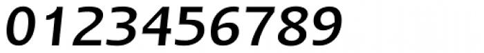 Linotype Ergo Medium Italic Font OTHER CHARS