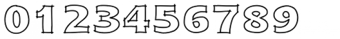 Linotype Ergo Sketch Font OTHER CHARS
