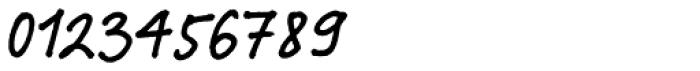 Linotype Feltpen Std Medium Font OTHER CHARS