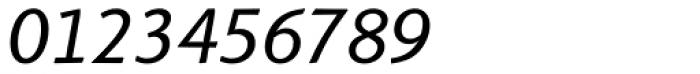 Linotype Finnegan Italic Font OTHER CHARS