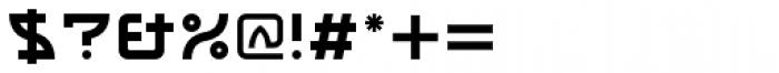 Linotype Franosch Pro Bold Font OTHER CHARS