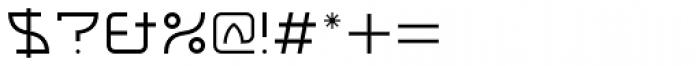 Linotype Franosch Pro Light Font OTHER CHARS