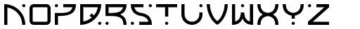 Linotype Franosch Pro Medium Font UPPERCASE