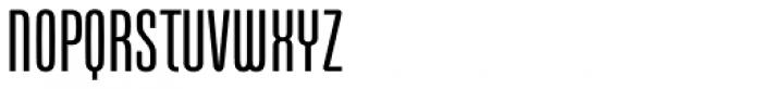 Linotype Freytag Com Light Font UPPERCASE