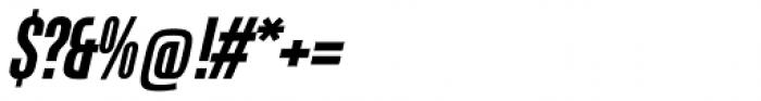 Linotype Freytag Std Bold Italic Font OTHER CHARS