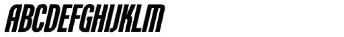 Linotype Freytag Std Bold Italic Font UPPERCASE