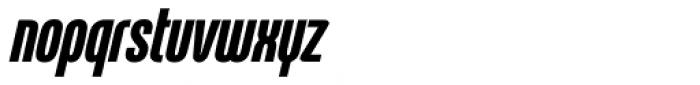Linotype Freytag Std Bold Italic Font LOWERCASE