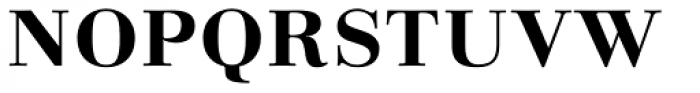 Linotype Gianotten Pro Bold Font UPPERCASE
