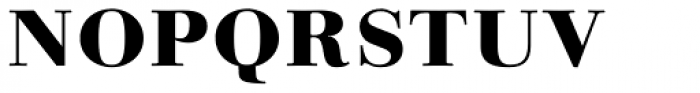 Linotype Gianotten Pro Heavy Font UPPERCASE
