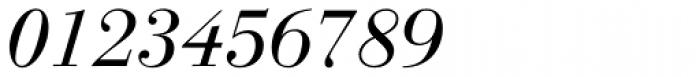 Linotype Gianotten Pro Light Italic Font OTHER CHARS