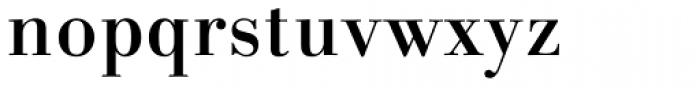 Linotype Gianotten Pro Medium Font LOWERCASE