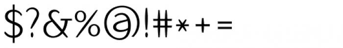 Linotype Inagur Std Light Font OTHER CHARS