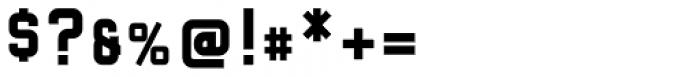 Linotype Kaliber Std Bold Font OTHER CHARS