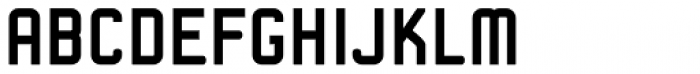 Linotype Kaliber Std Bold Font UPPERCASE