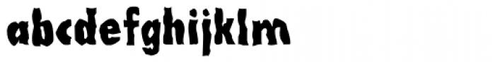 Linotype Laika Font LOWERCASE