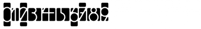 Linotype Mind Line Inside Font OTHER CHARS