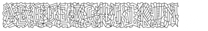 Linotype Paint It Font LOWERCASE