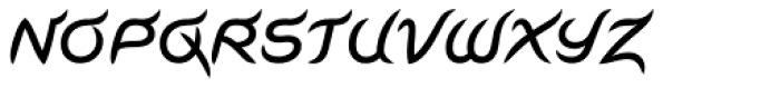 Linotype Pegathlon Pro Medium Font UPPERCASE