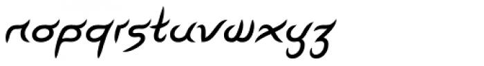 Linotype Pegathlon Pro Medium Font LOWERCASE