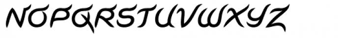 Linotype Pegathlon Std Medium Font UPPERCASE