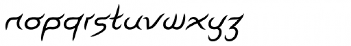 Linotype Pegathlon Std Regular Font LOWERCASE