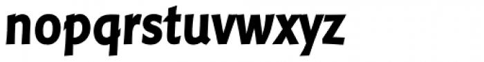 Linotype Pisa Com Headline Font LOWERCASE