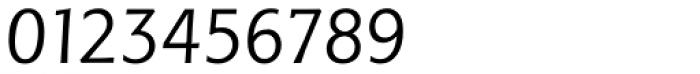 Linotype Pisa Com Light Font OTHER CHARS