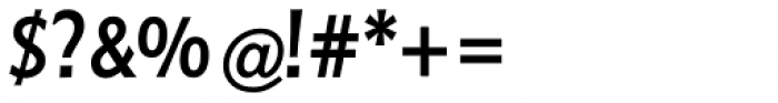 Linotype Pisa Com Medium Font OTHER CHARS