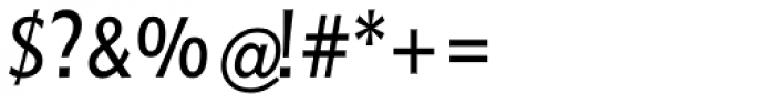 Linotype Pisa Com Regular Font OTHER CHARS