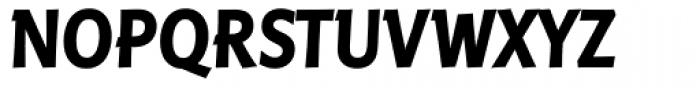 Linotype Pisa Headline Font UPPERCASE