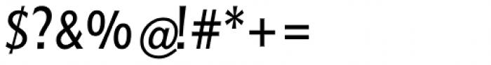 Linotype Pisa Pro Regular Font OTHER CHARS