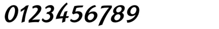 Linotype Rana Medium Italic Font OTHER CHARS